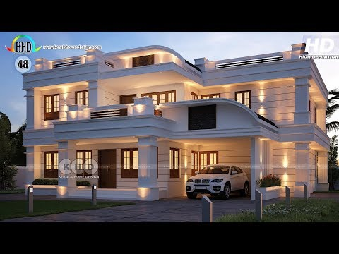 Best 85 House designs of May 2018
