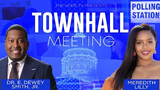 Town Hall with Dr. Smith and Meredith Lilly