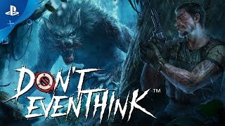 Don't Even Think – Release Date Trailer | PS4