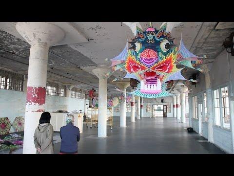 Inside @Large: Ai Weiwei on Alcatraz