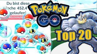 Top 20 Pokémon, für die man Sternenstaub ausgeben sollte   Pokémon GO Deutsch #1106