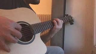 Ben Vincent - Mastodon - Thickening (intro accoustic guitar)
