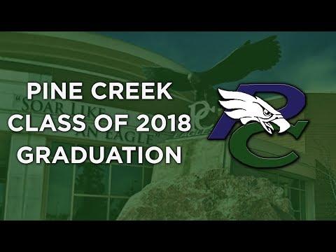 Pine Creek 2018 Graduation