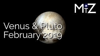 Venus Conjunct Pluto February 22nd 23rd & 24th 2019 - True Sidereal Astrology