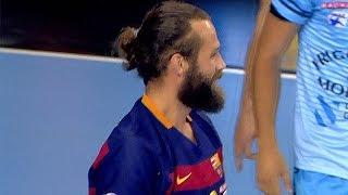 FC Barcelona Lassa vs. Frig. Morrazo - Spain: Handball Liga - Full Match 16.09.2015