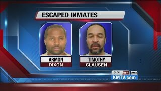 One escaped inmate arrested, another still on the run in Lincoin