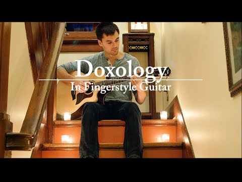 Doxology In Fingerstyle Guitar