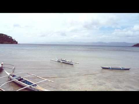 Beach at Diwata Resort, Romblon