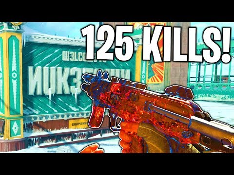 *WARNING* I RAGE A LOT.. (125 KILLS NUKETOWN GAMEPLAY COD BO4) - BLACK OPS 4 1.05 UPDATE