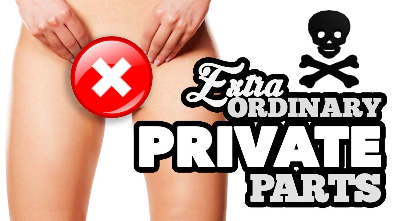 People With Extraordinary Private Parts