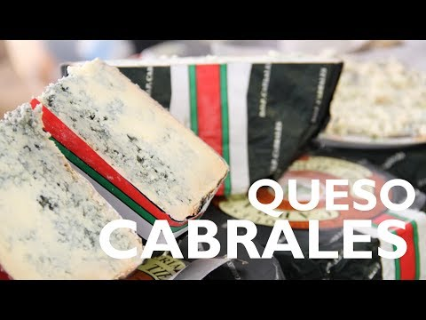 video about Cabrales cheese