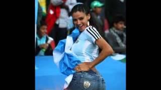 أكثر المشجعات الأرجنتينيات جمالا في مونديال البرازيل 2014