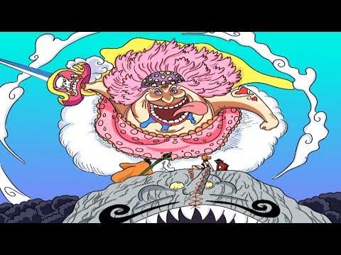 ONE PIECE REVIEW 873   ¡GRUPO DE LUFFY VS BIG MOM!   ¿PUDDING HIPNOTIZARÁ A CHIFFON?