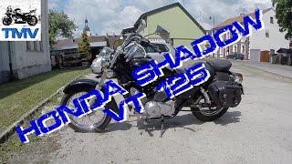 #36 Honda Shadow VT 125 - mały cruiser
