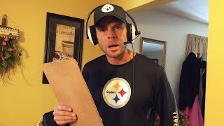 PITTSBURGH DAD AS TODD HALEY