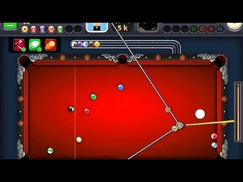 8 Ball Pool hack for PC [Long line + All room guideline ...