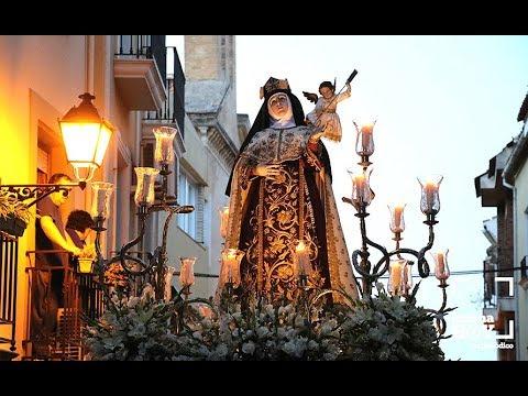 VÍDEO: Breve reportaje sobre la Procesión de Santa Teresa de Jesús