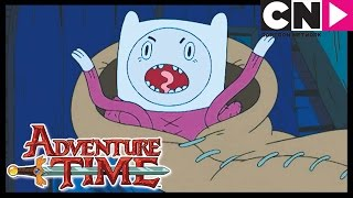 Время приключений Изгнаны Cartoon Network