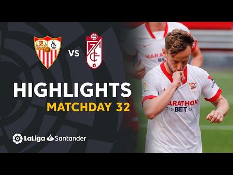 Sevilla Granada Goals And Highlights