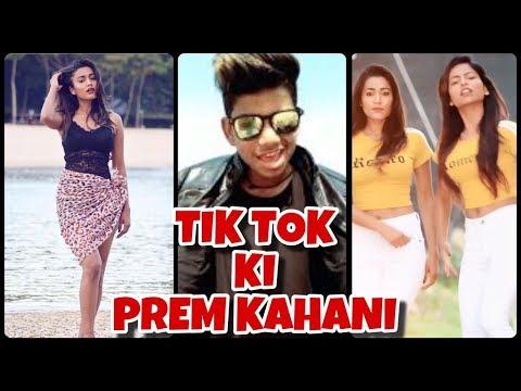 Sagar Goswami & Gima Ashi - TIK TOK Ek Prem Katha