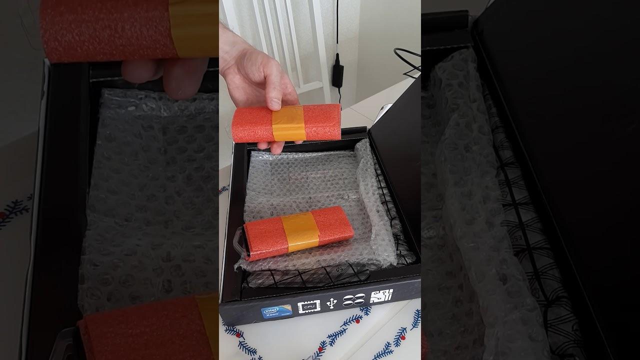 Комплект материнской платы atermiter X99 D3 с процессором Xeon E5 2678 V3, 4 шт. X 4 ГБ = 16 ГБ, пам
