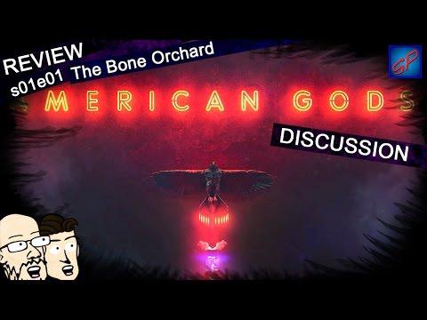 American Gods - Premiere s01e01 - The Bone Orchard - Review & Discussion
