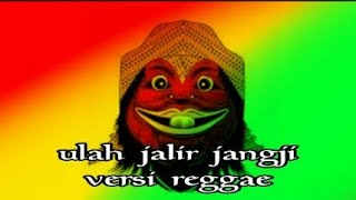 pop sunda (ulah jalir jangji) cover versi reggae