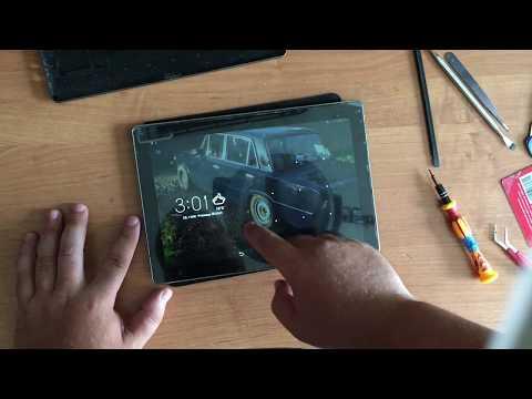 Asus ZenPad 10 (Z300C) замена экрана (дисплея)