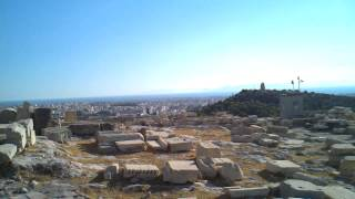 2013 Греция. Афинский Акрополь. Парфенон и Халькотека(, 2013-09-29T17:01:43.000Z)