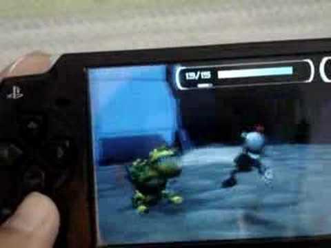 [PSP] Secret Agent Clank