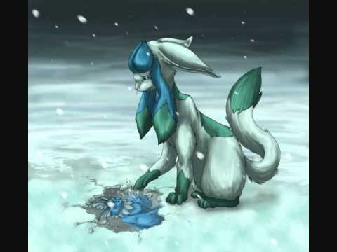 Glaceon and Vaporeon  Because The Night  YouTube