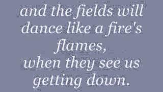 Romance on a Rocketship - Dancing On Your Grave (lyrics)