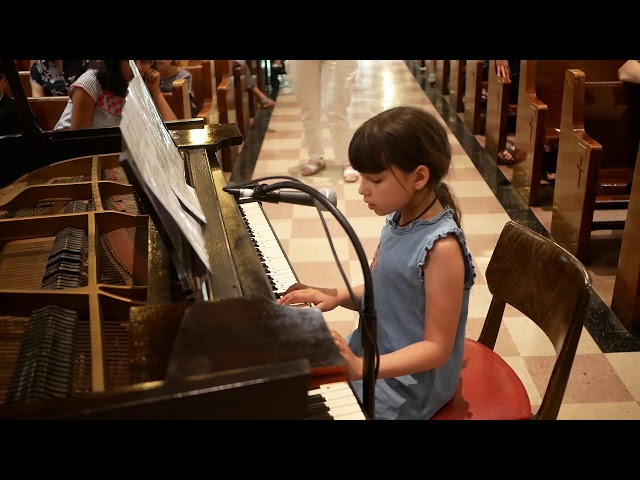 Lilah Spring Recital June 2019