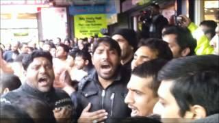 Hai Sajjad Challe Shaam | Ravi Road (Lahore) | Manchester Jaloos 8 Muharram 1433