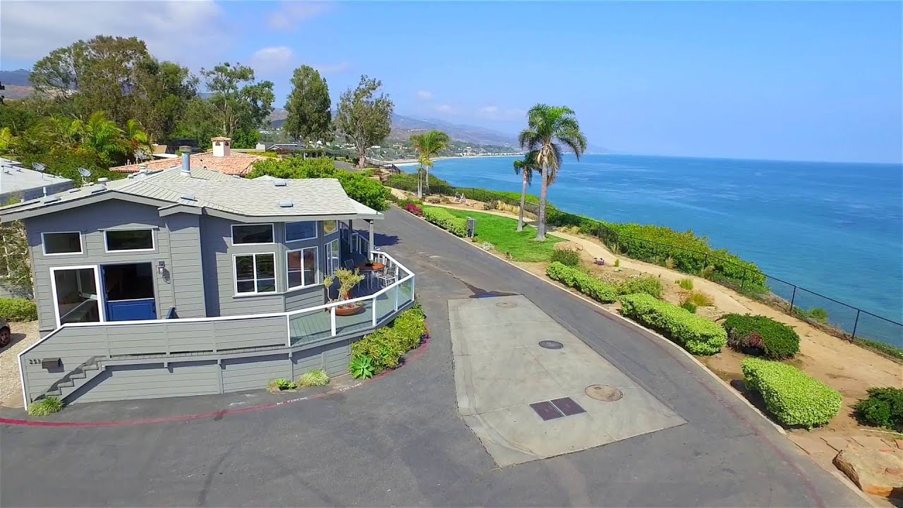 253 Paradise Cove Road In Malibu Offered By Ren Smith And John Hathorn