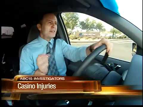 What Happens If You're Hurt In A Casino?