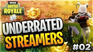 Underrated Fortnite Streamers from Twitch #02