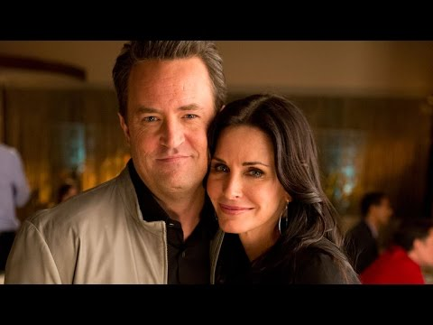 Courteney Cox and Matthew Perry Sadly Aren't Dating