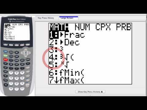 Calculating roots using your texas instruments ti-30iis youtube.