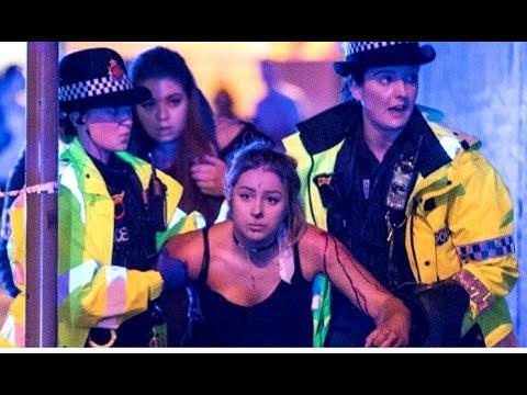 Ptv News 23.05.2017 - Terrore a Manchester