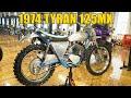 1974 Tyran 125mx
