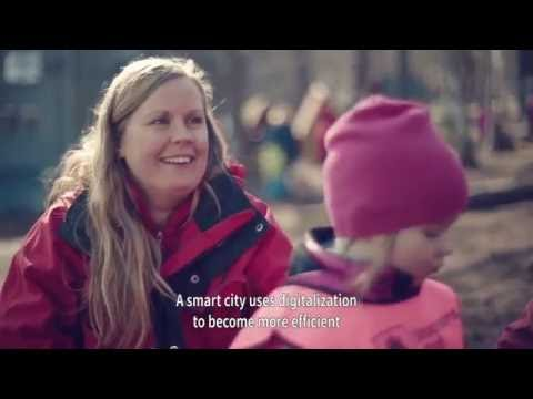 City of Stockholm – Smart and connected
