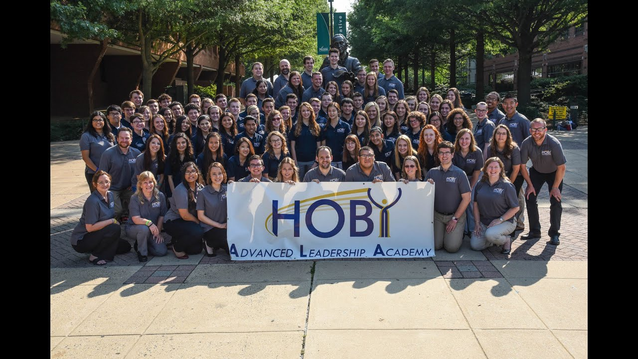 HOBY (Hugh O'Brian Youth Leadership) Conference