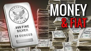 Stacking Money & Saving Fiat | Silver, Gold, Precious Metal, Coins, Bars, Dollar Bills, & Currency