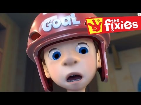 Thumbnail: The Fixies ★ Friction and The Batteries ★ Cartoon For Kids | Fixies Special