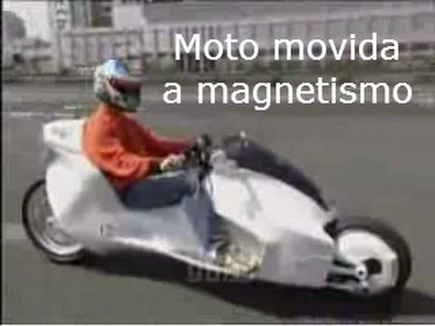 2ea26030833 Moto movida por magnetismo - YouTube
