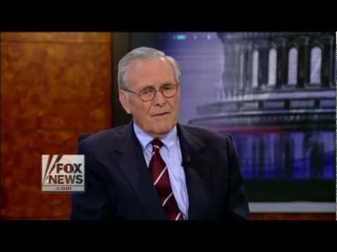 President Obama's Bin Laden Decision Was Easy According To Rumsfeld
