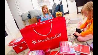 Девчачий РАЙ Сходили на День Рождения СКУПИЛИ пол Магазина Популярный Магазин КУКОЛ American Girl