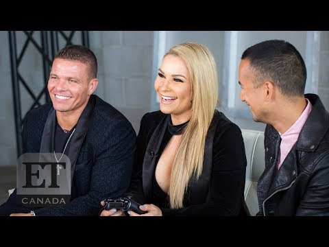 Natalya Neidhart Reveals What It Was Like Seeing Dad In WWE2K19 | EXTENDED