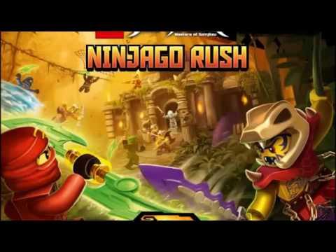 Ниндзяго Мастера Кружитцу мультик игра новые серии LEGO Ninjago animated cartoon
